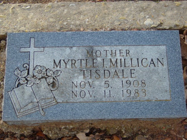 Myrtle McCulley