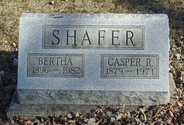 Casper Shafer