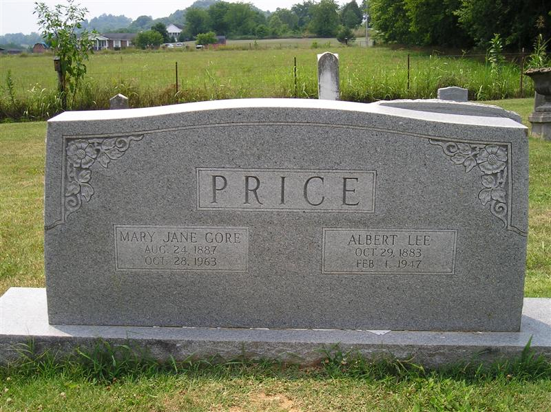 Pryor Lee Price