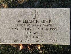 William Henry Kemp