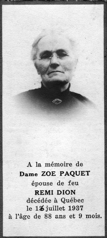 Marie Paquet