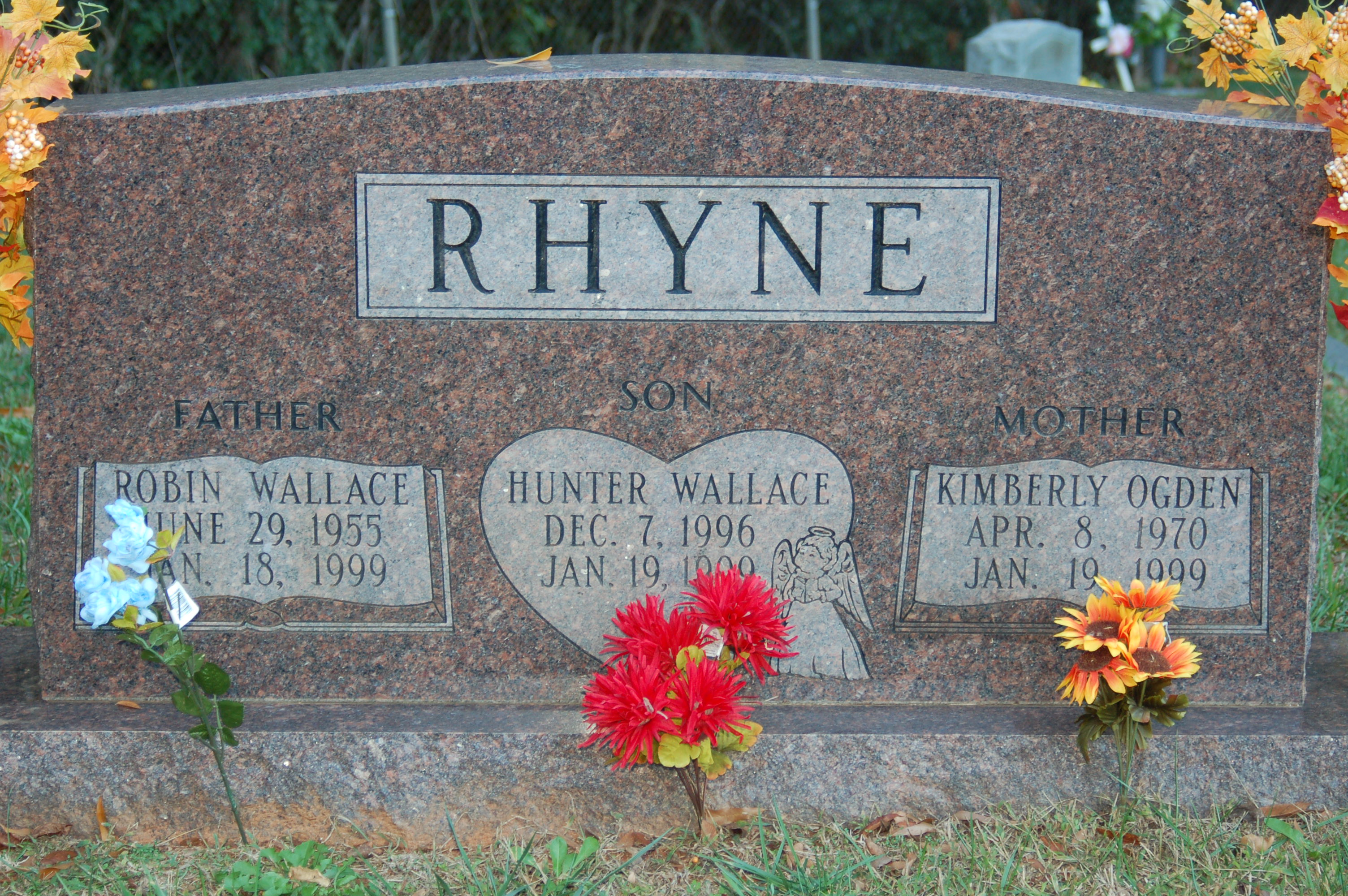 Robin Wallace Rhyne