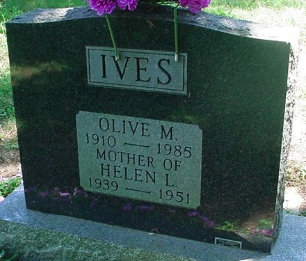 Lorraine Ives