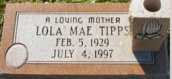 Lola Mae Cooper