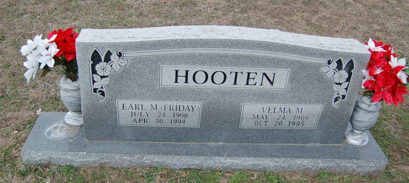 Glenna Earl Hooten