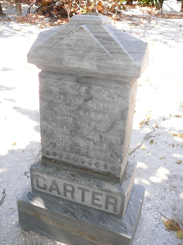 George Washington Carter