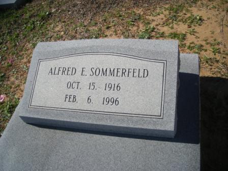 Alfred Sommerfeld