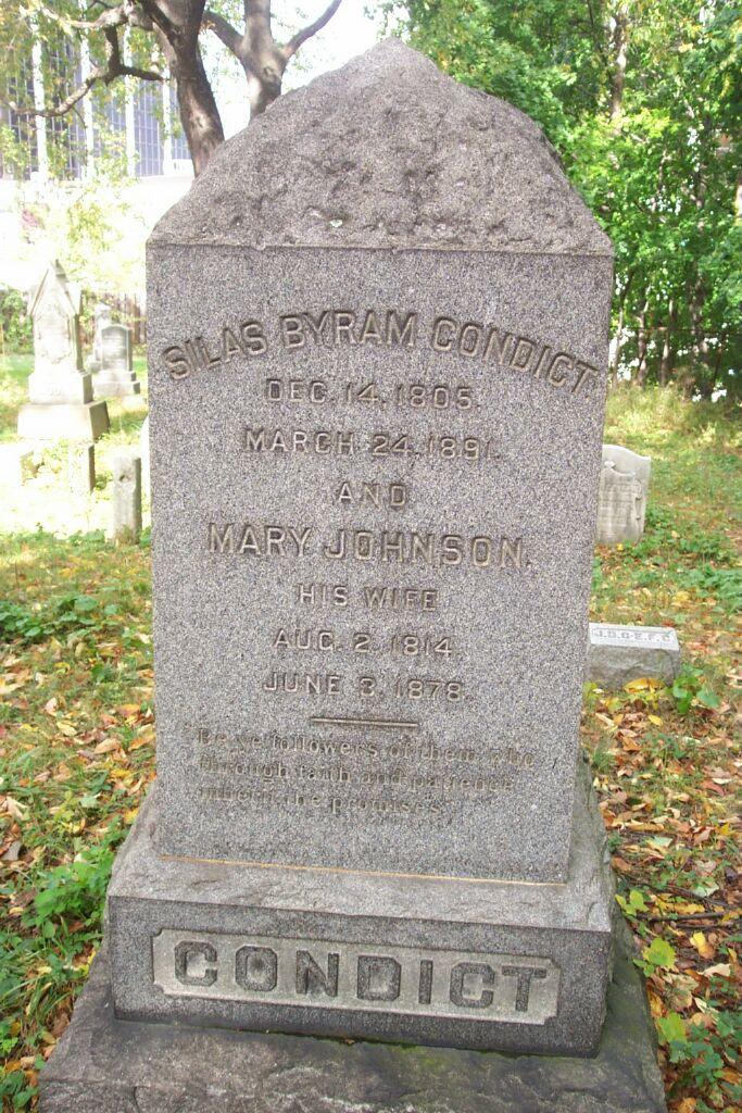 Ebenezer Byram