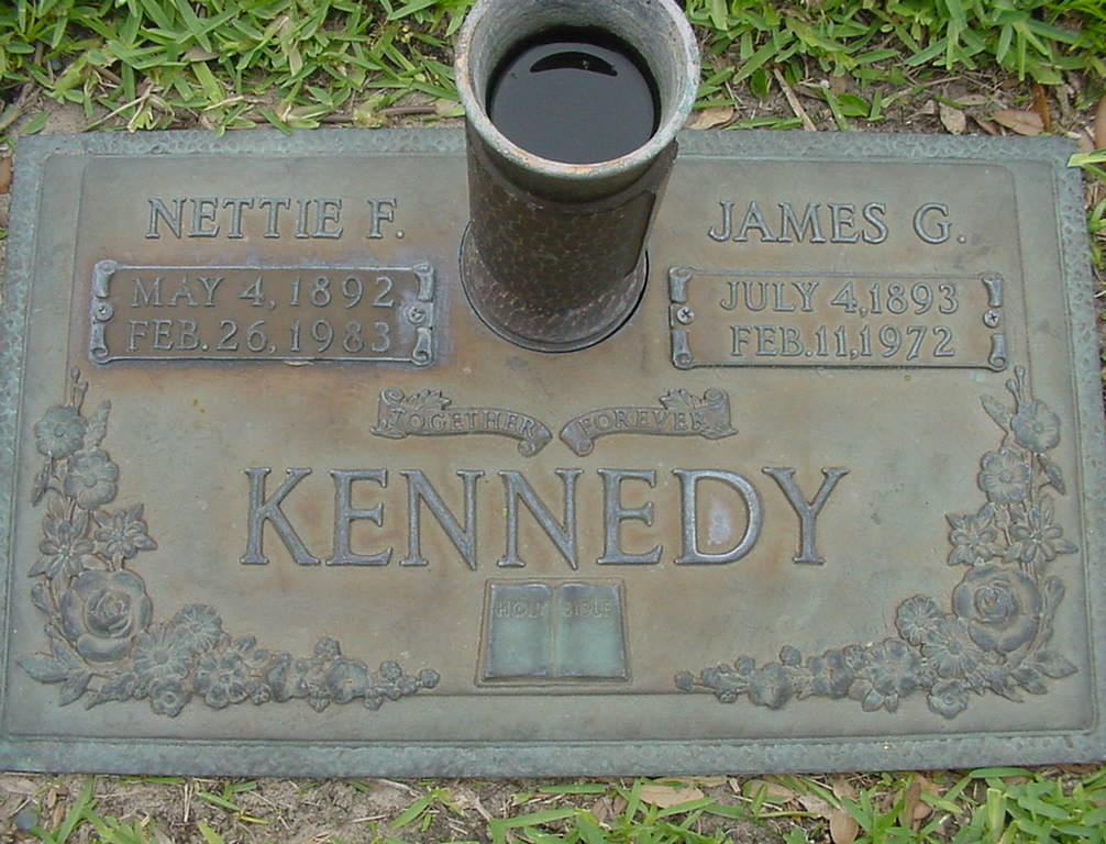 James Grady Kennedy