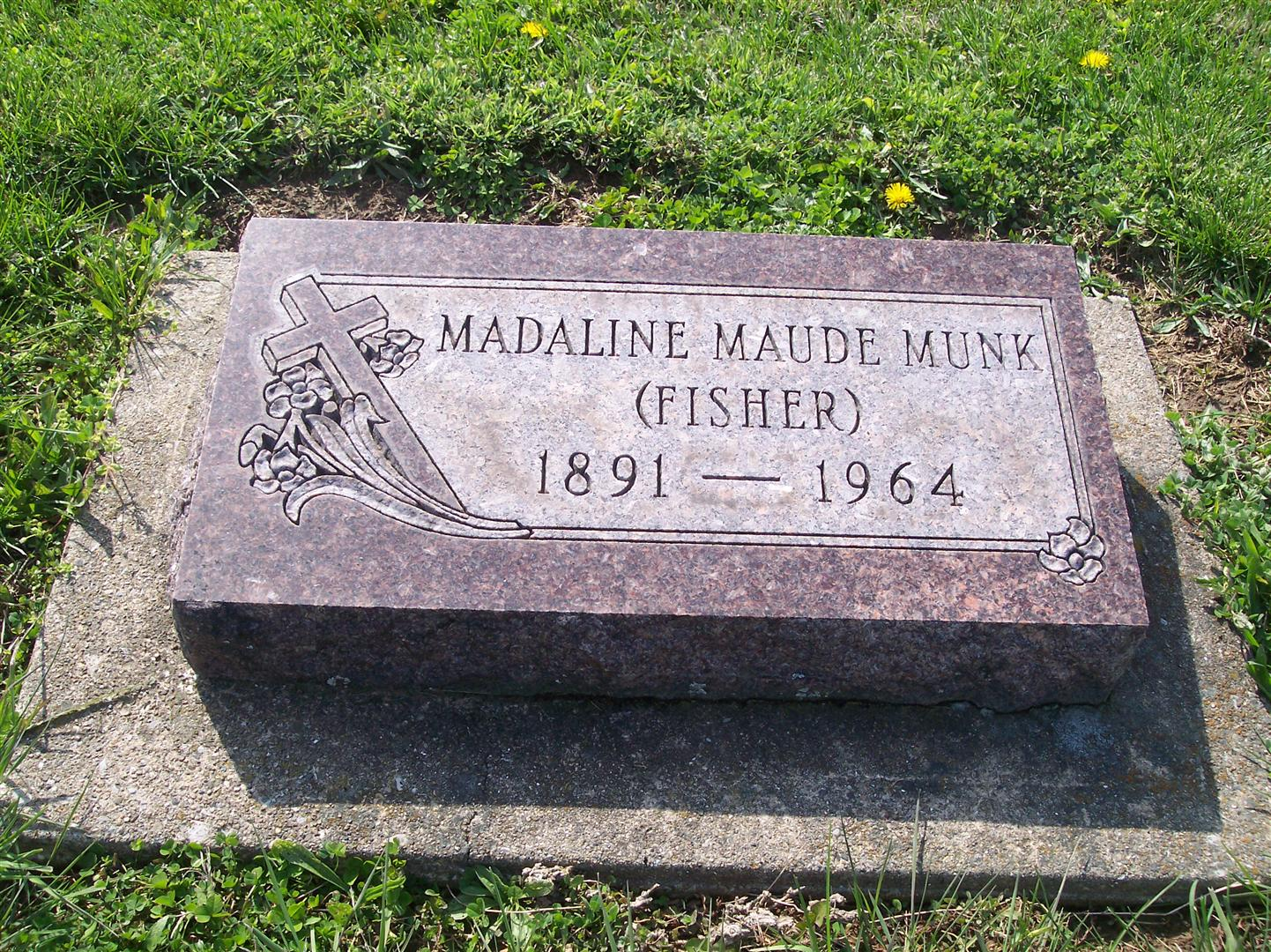 Maude Fisher