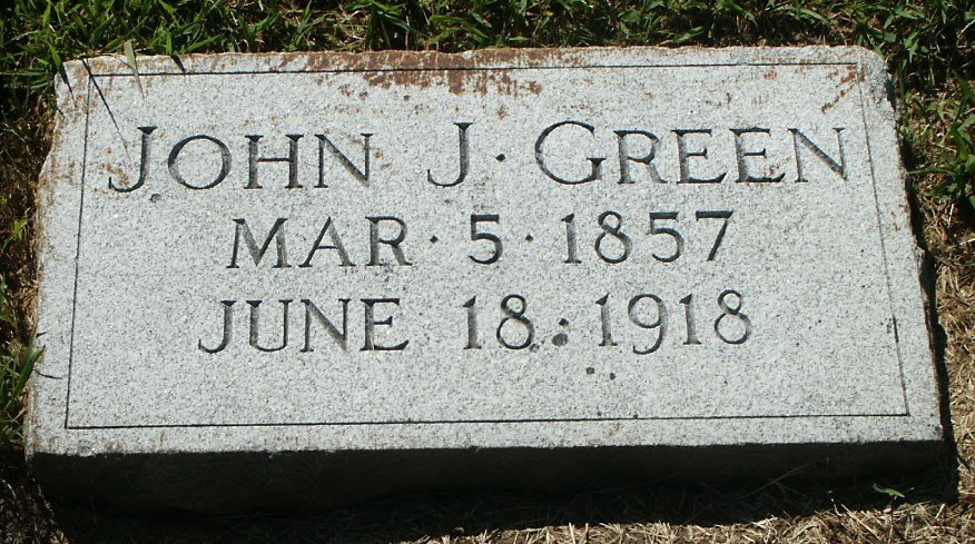 James Younger Green