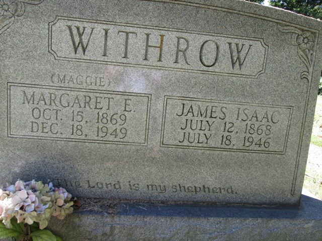 Margaret E Brown
