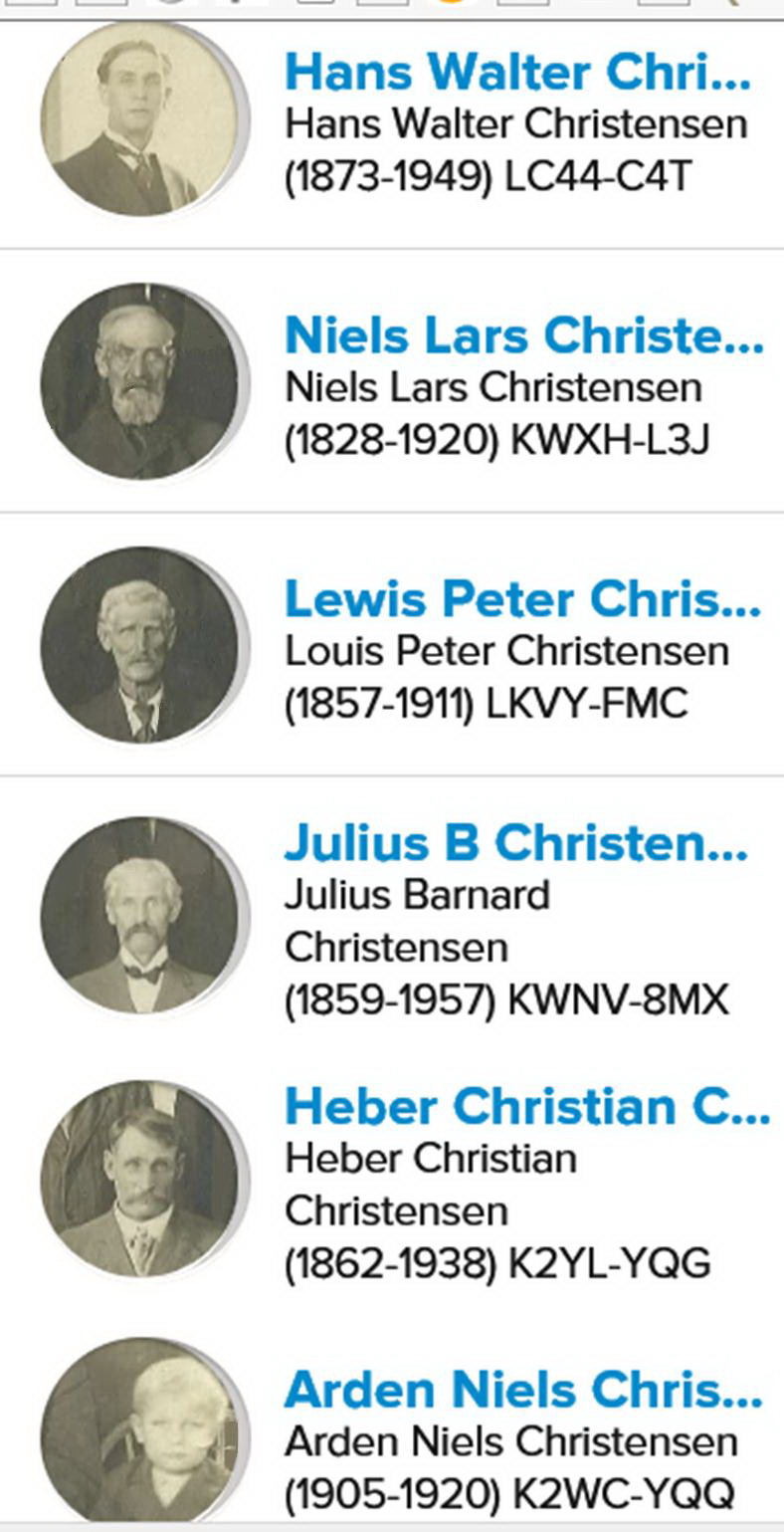 Louis Peter Christensen