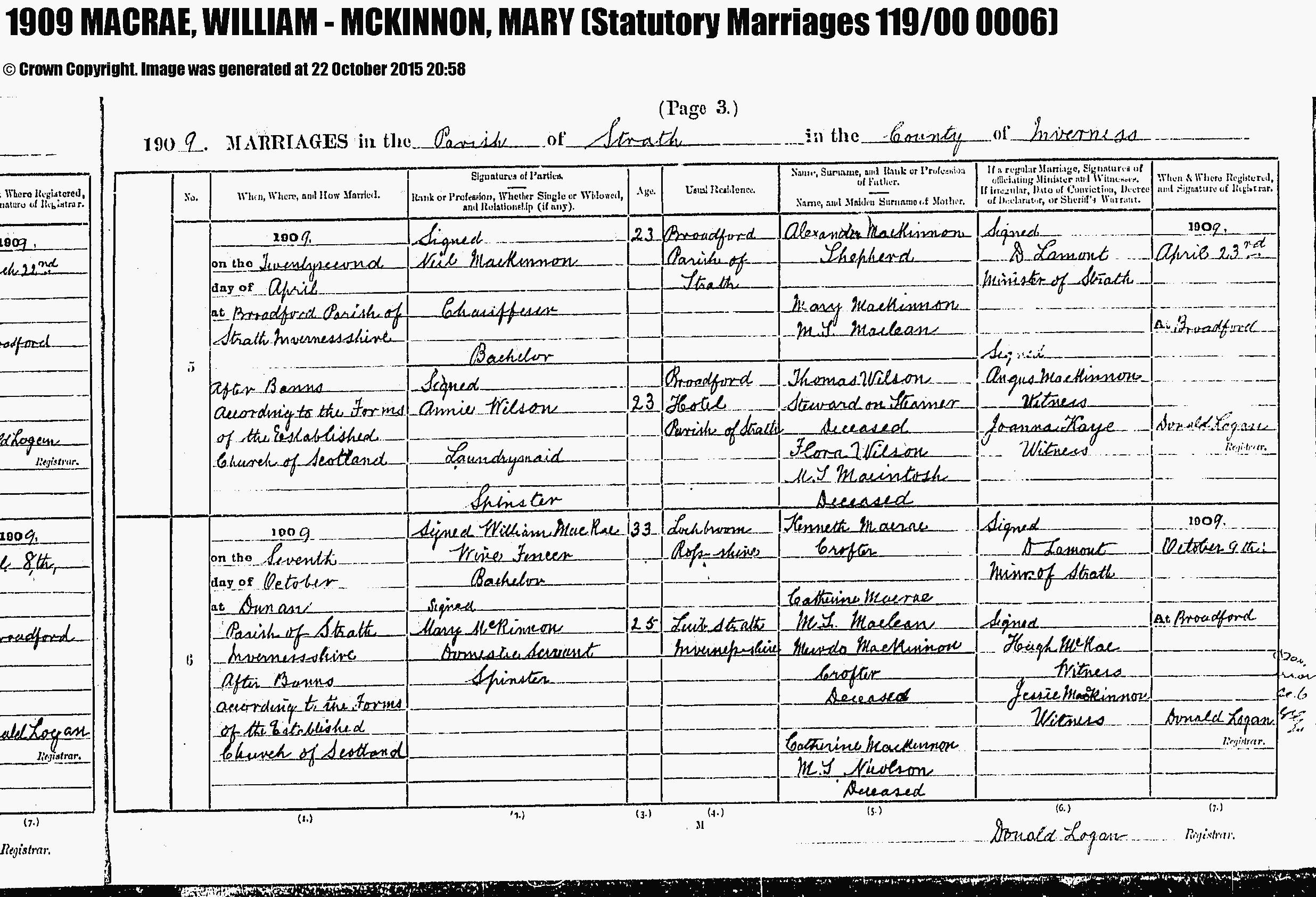William Gordon MacRae
