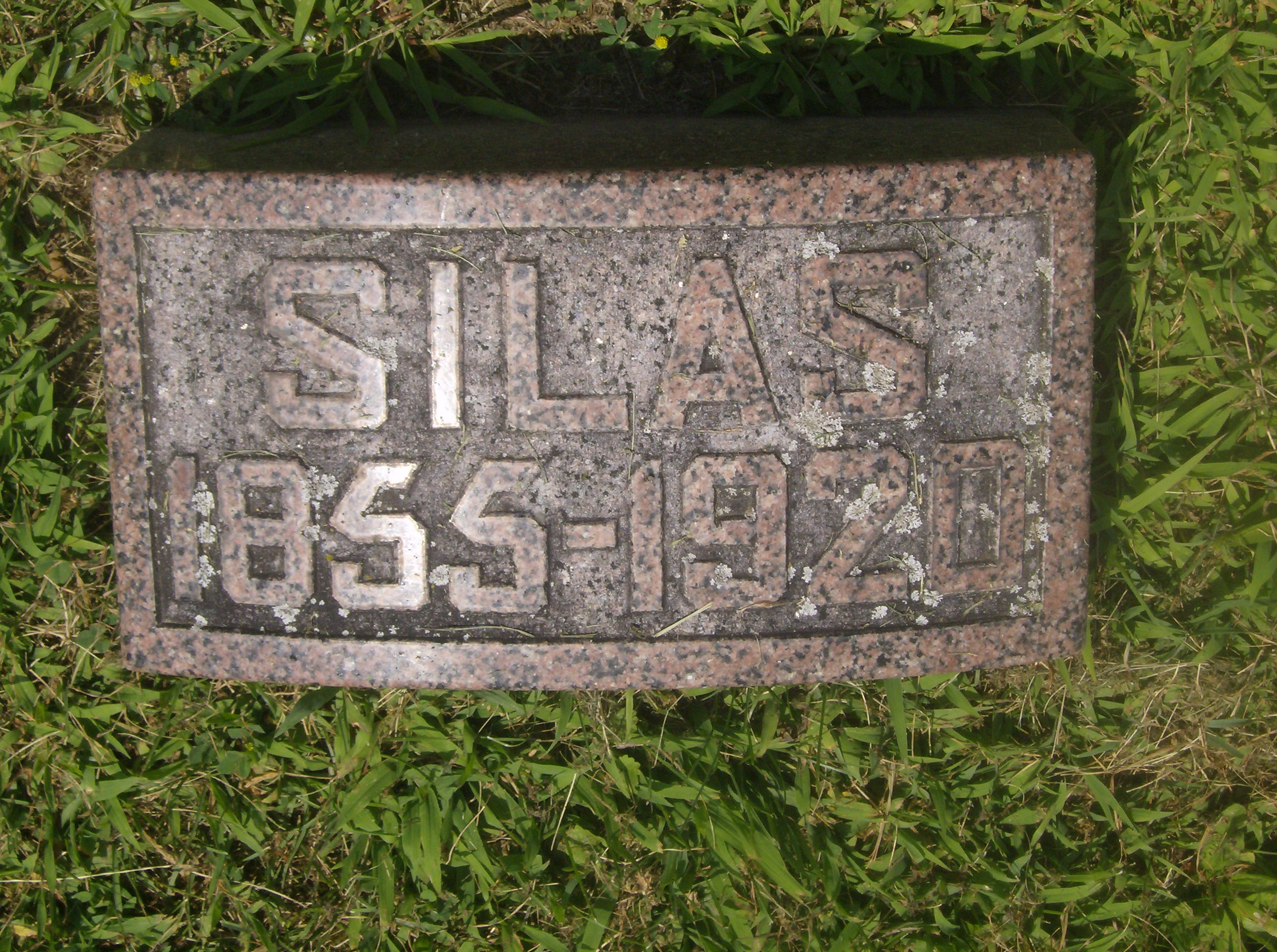 Silas Graves