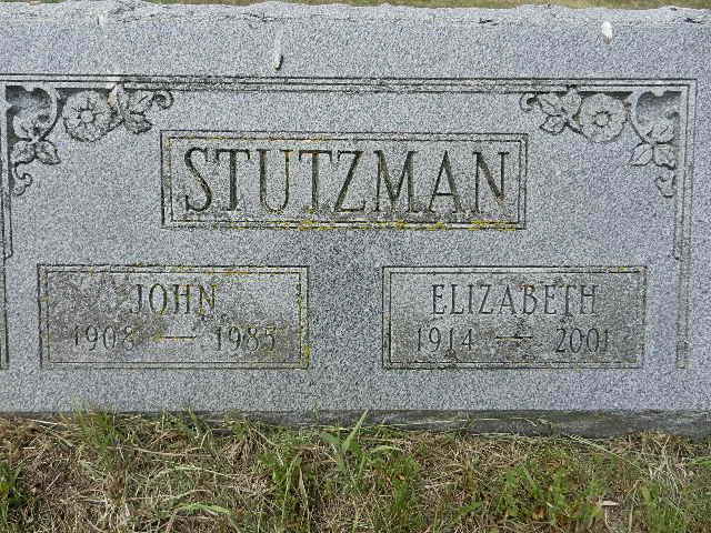 John Ira Stutzman