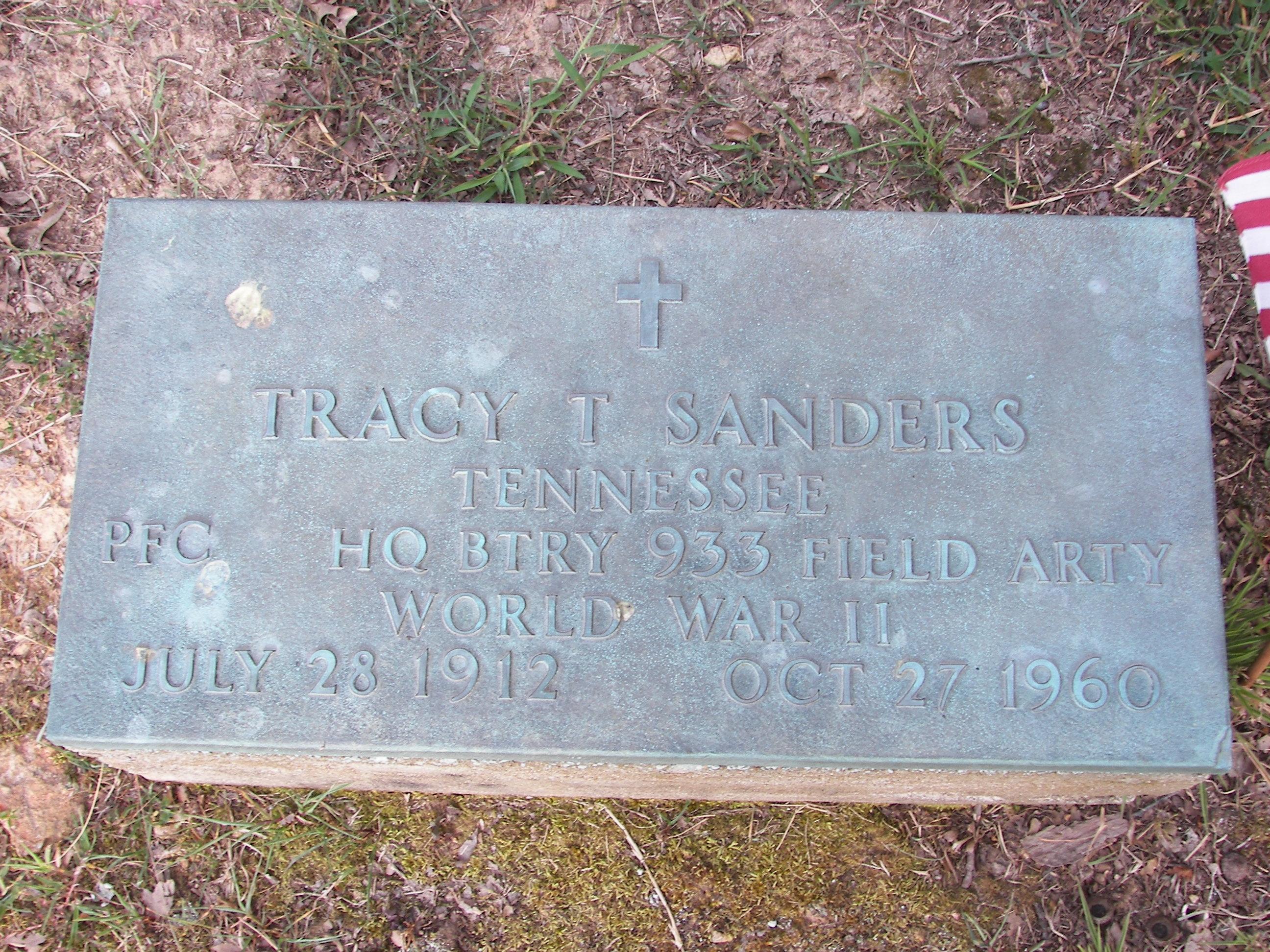 Thomas W Sanders