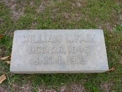 William Lafayette Fain