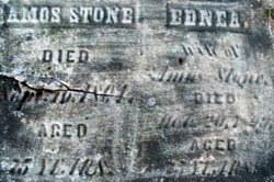 Uriah Stone