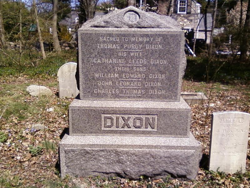Thomas Dixon