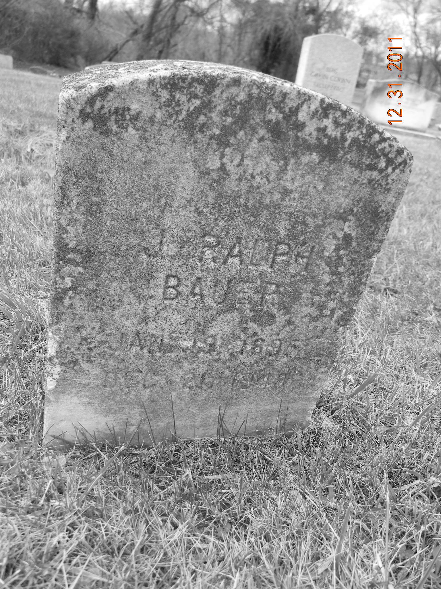 Ralph Norman Bauer