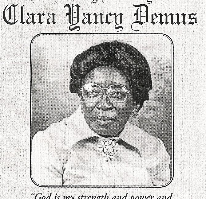 Clara Yancy