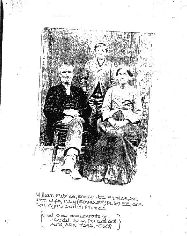 Roscoe Plumlee