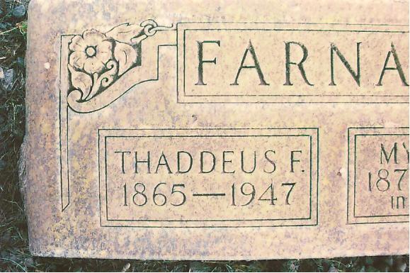 Thaddeus Ford