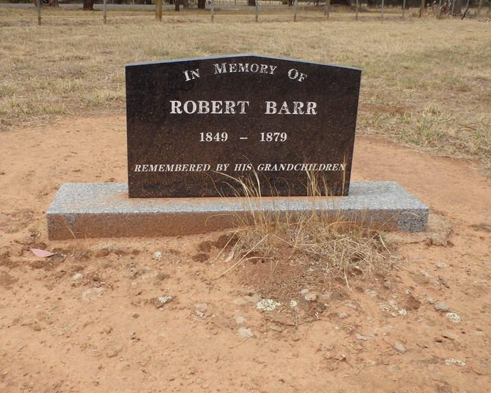 Rhoda Barr
