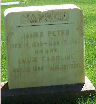 James Peter Hansen