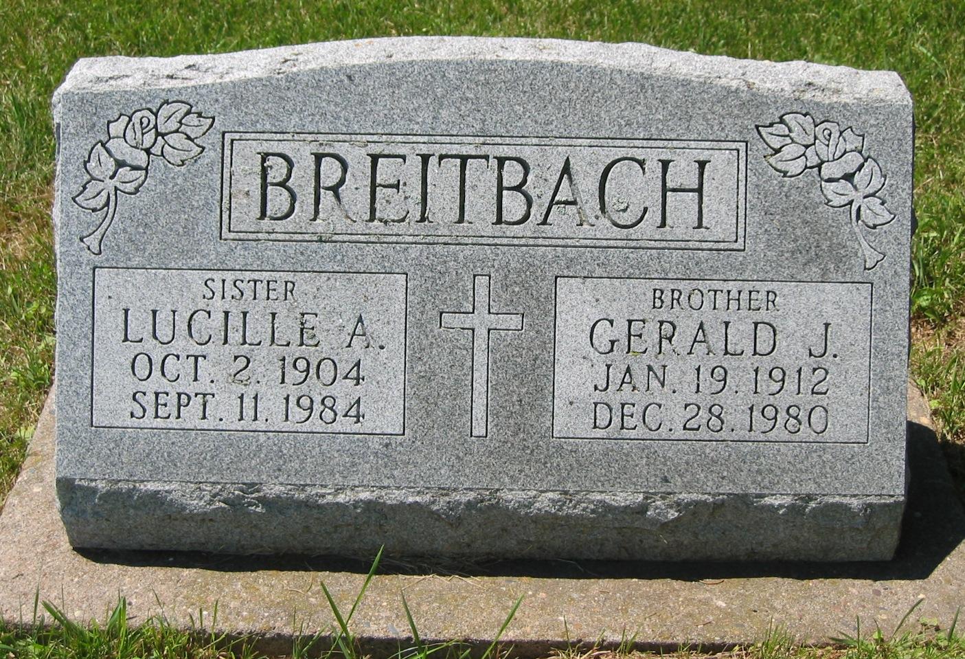 Wilhelm A Breitbeck