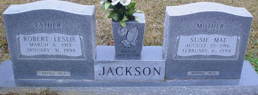 Leslie McKinley Jackson