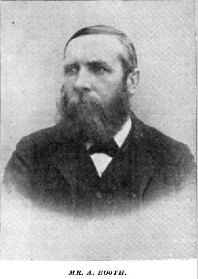 Alfred Booth