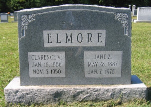 Clarence Vernon Elmore