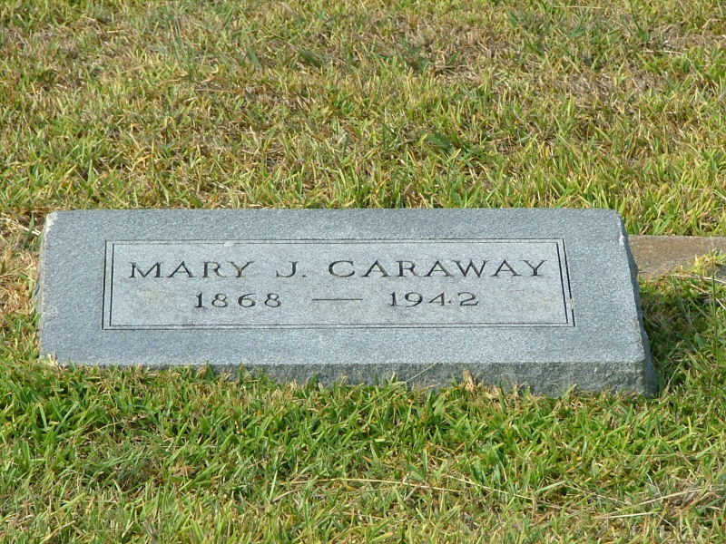 Mary Jane Caraway