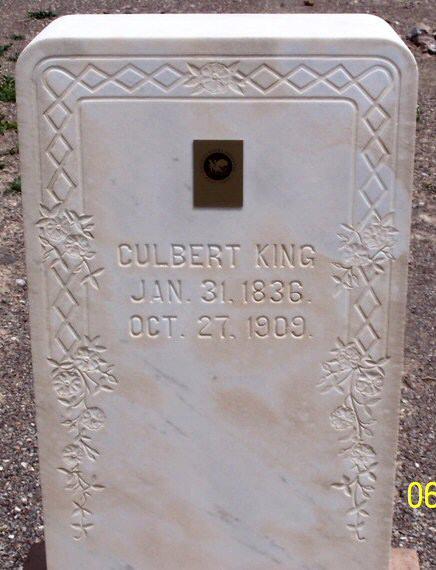 Culbert King