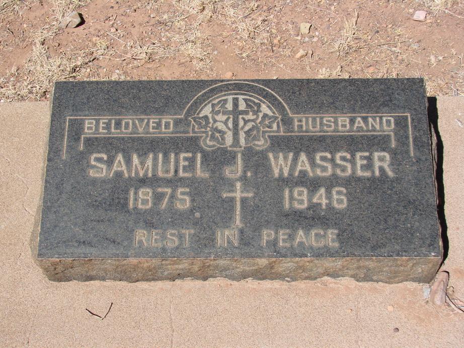 Jesse Wasser