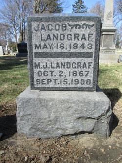 John J Landgraf