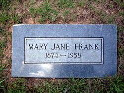 Mary Jane Harmon
