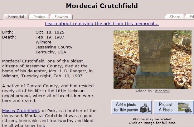 John Critchfield
