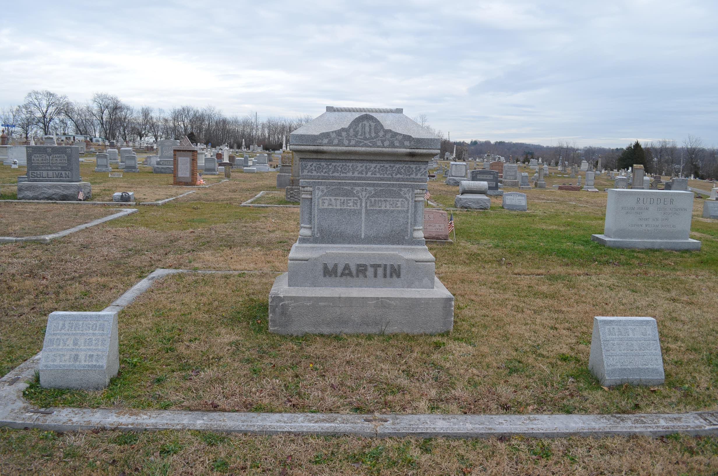 Benjamin Harrison Martin