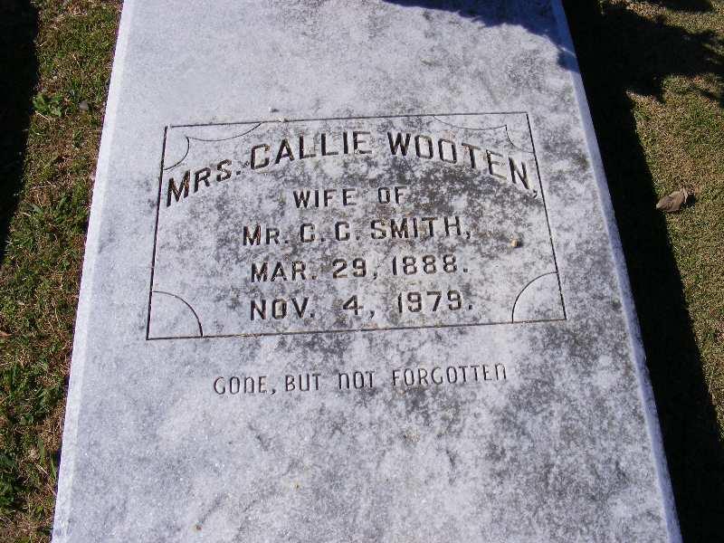 Callie Wooten