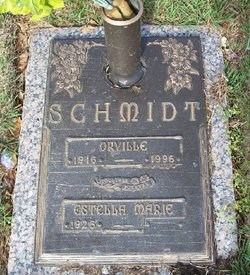 Orville Schmidt