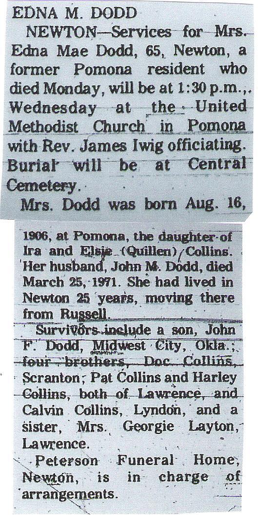 Edna Collins