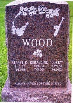 Albert G Wood