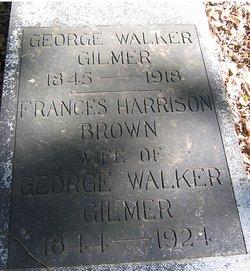 George Walker Gilmer