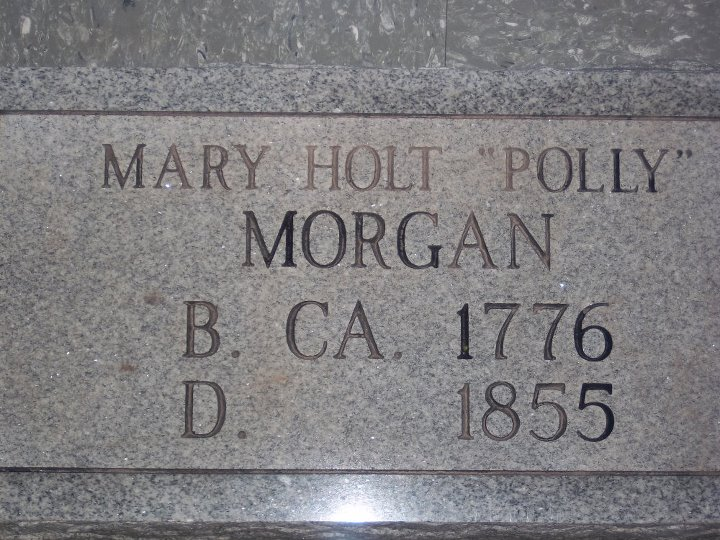 Mary Polly Holt