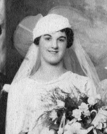 Bertha Caroline Bordis