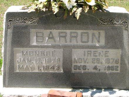 Monroe Barron
