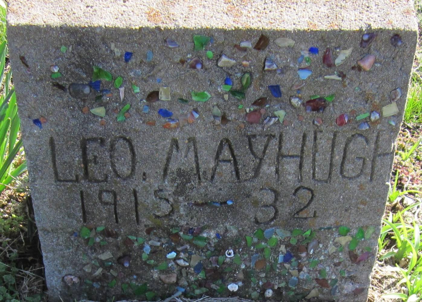 Ray E Mayhugh